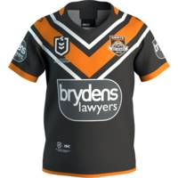 Wests Tigers 2019 Kids Home Jersey1