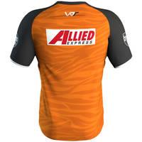 Wests Tigers 2019 Kids Orange Training Shirt3