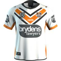 Wests Tigers 2019 Away Jersey3