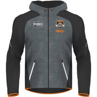Wests Tigers 2019 Kids Tech Pro Hoody1