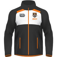 Wests Tigers 2019 Ladies Wet Weather Jacket0