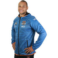 Wests Tigers 2019 Community Team Hoody1
