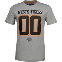 Wests Tigers Lifestyle Establishment Tee0