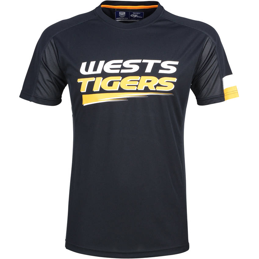 Wests Tigers Performance Tee0