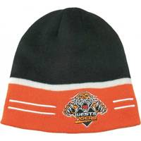 Wests Tigers Switch Beanie0
