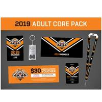 Wests Tigers Adult Supporter Membership1