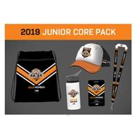 Wests Tigers Junior Supporter Membership1