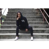 Wests Tigers WT Ladies Black Pullover1
