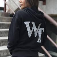 Wests Tigers WT Ladies Black Pullover2