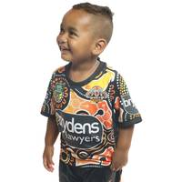 Wests Tigers 2018 Youth Indigenous Jersey1