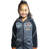 Wests Tigers 2019 Kids Tech Pro Hoody0