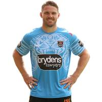 Wests Tigers Beyond Blue 2019 Runout Tee0