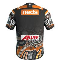Wests Tigers 2019 Indigenous Jersey1
