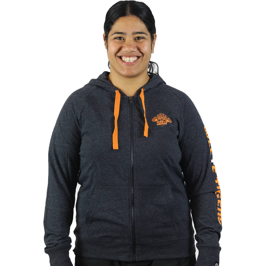 Wests Tigers Womens Lifestyle Hoody0