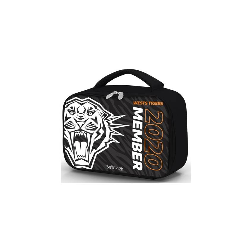 Wests Tigers Members Lunchbox Cooler Bag0