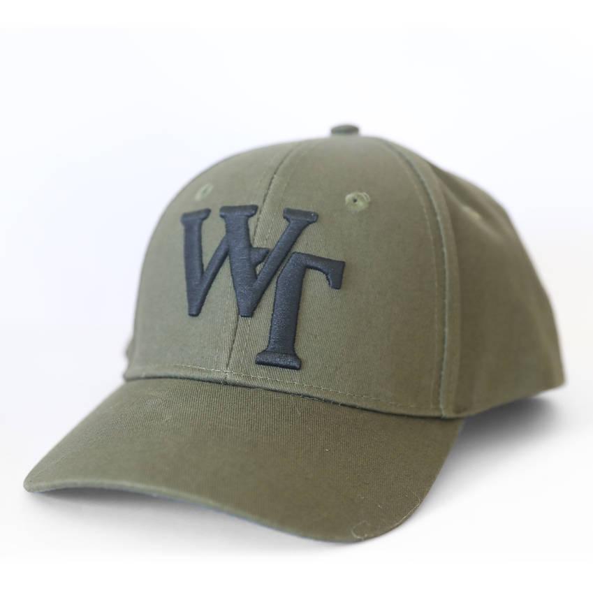 Wests Tigers Classic WT Ladies Olive Cap0