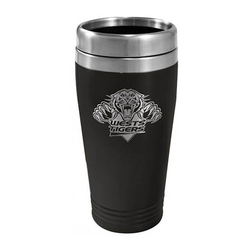Wests Tigers Stainless Travel Mug0