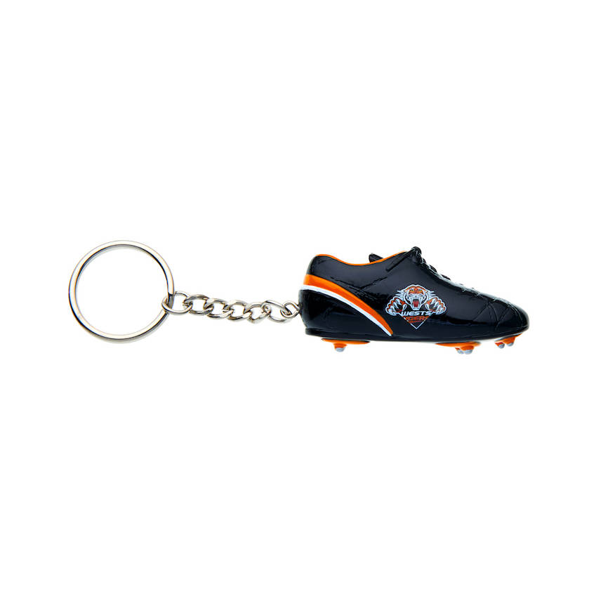 Wests Tigers Boot Keyring0