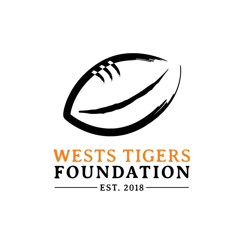 Wests Tigers Foundation Donation $100