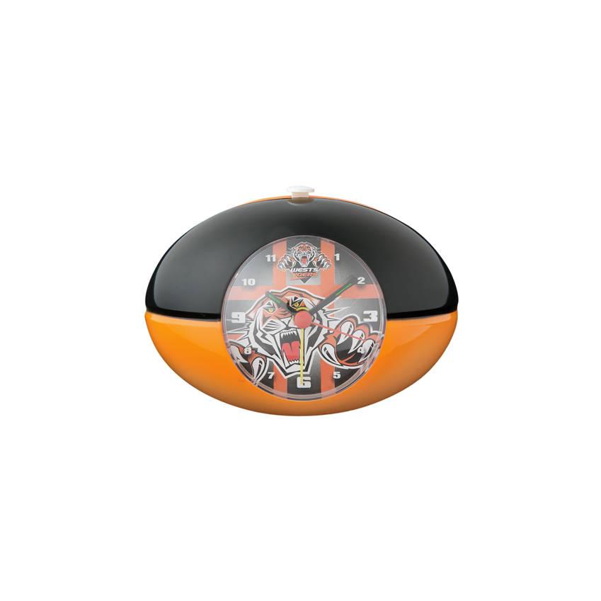 Wests Tigers Desk Clock0