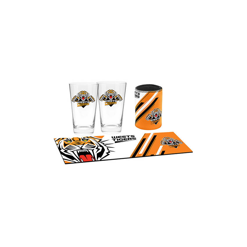 Wests Tigers Bar Essentials Pack0