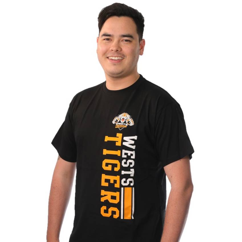 Wests Tigers S19 Cotton Tee0