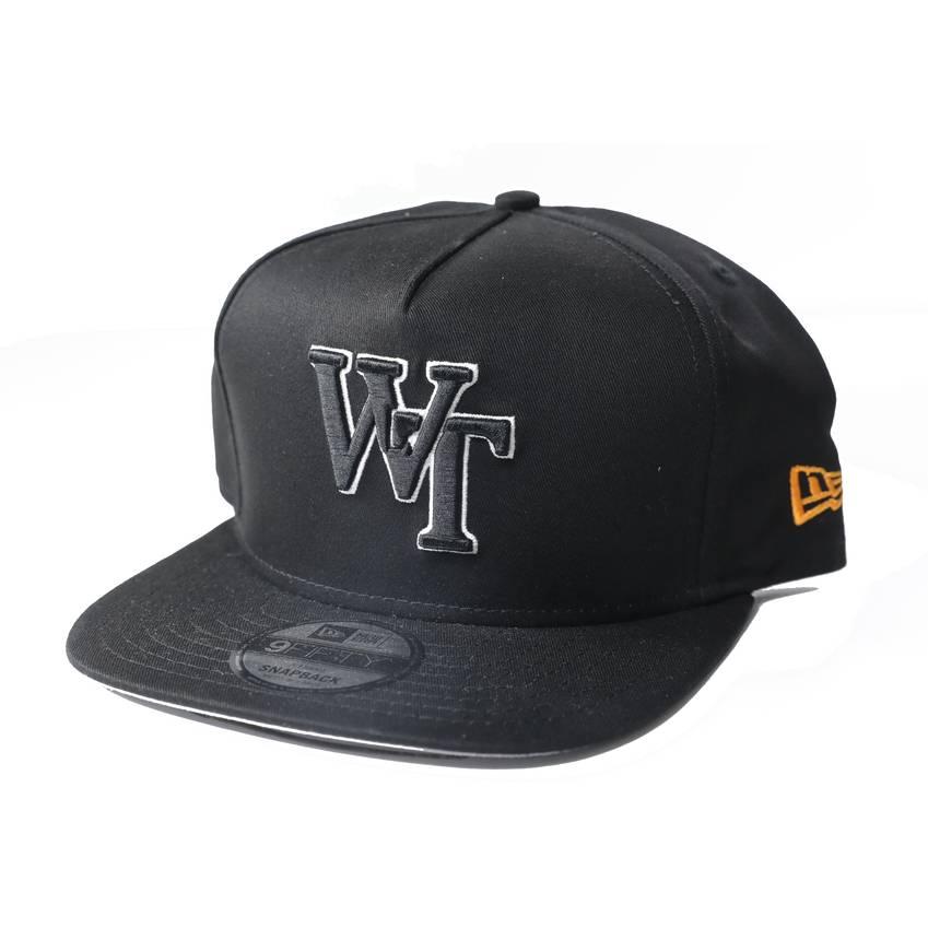 Wests Tigers New Era 9Fifty A-Frame Black w/WT Logo0