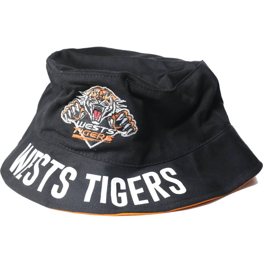 Wests Tigers Two Tone Bucket Hat0