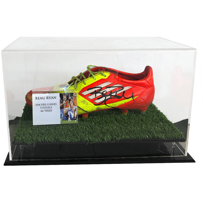Beau Ryan signed boot0