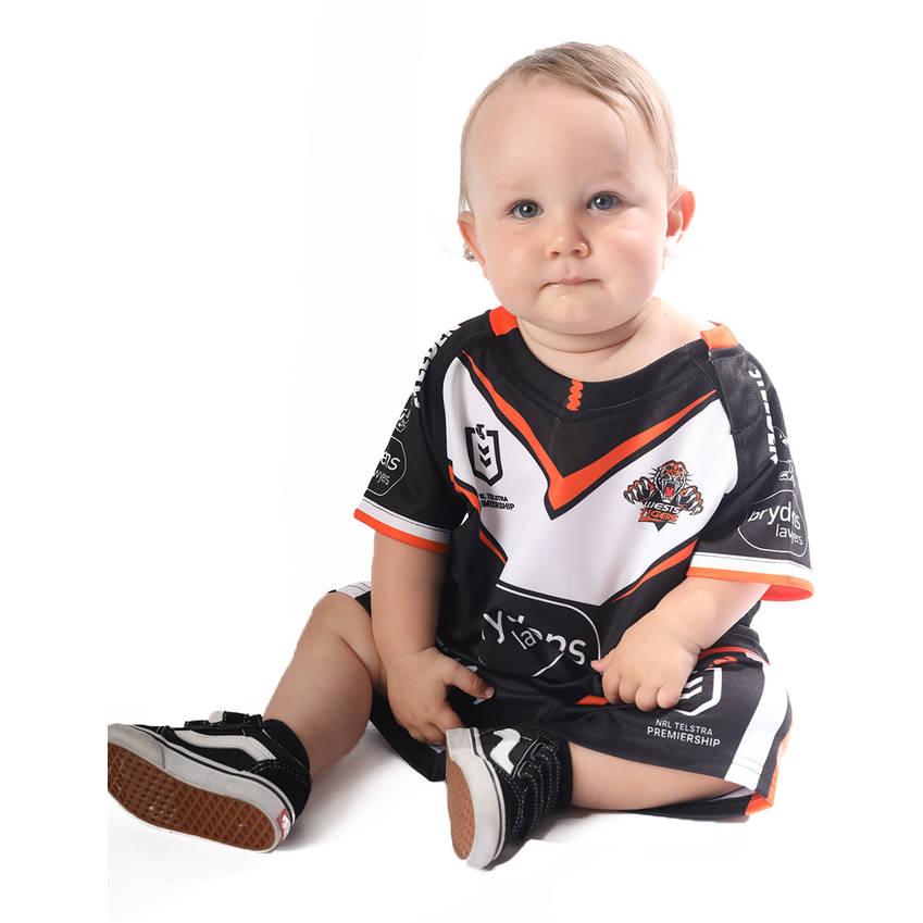 Wests Tigers 2021 Toddler Home Set0
