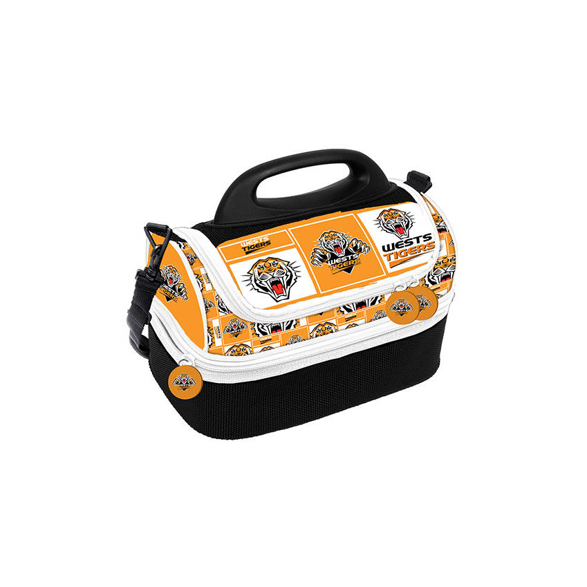 Wests Tigers Lunch Box Cooler Bag0