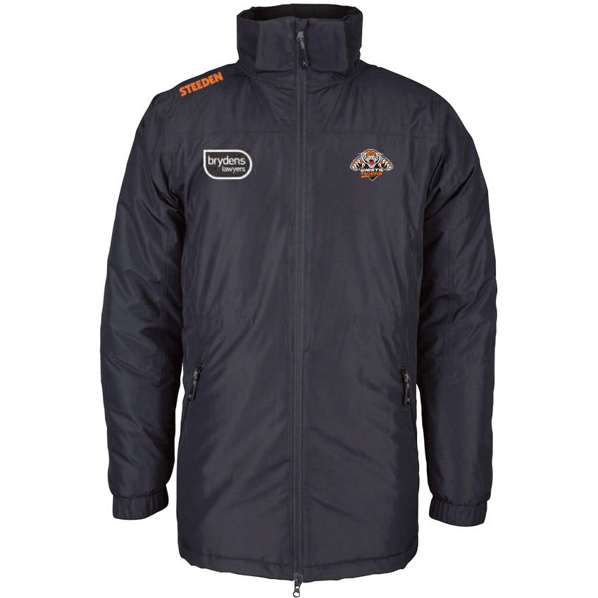 Wests Tigers 2021 Coaches Jacket0