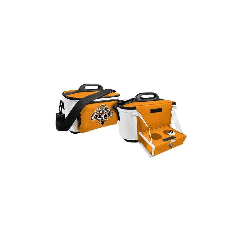 Wests Tigers Cooler Bag w/Tray0