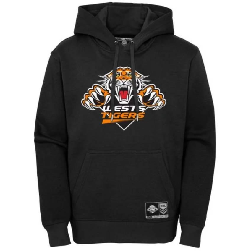 Wests Tigers Mens Logo OTH hoodie0