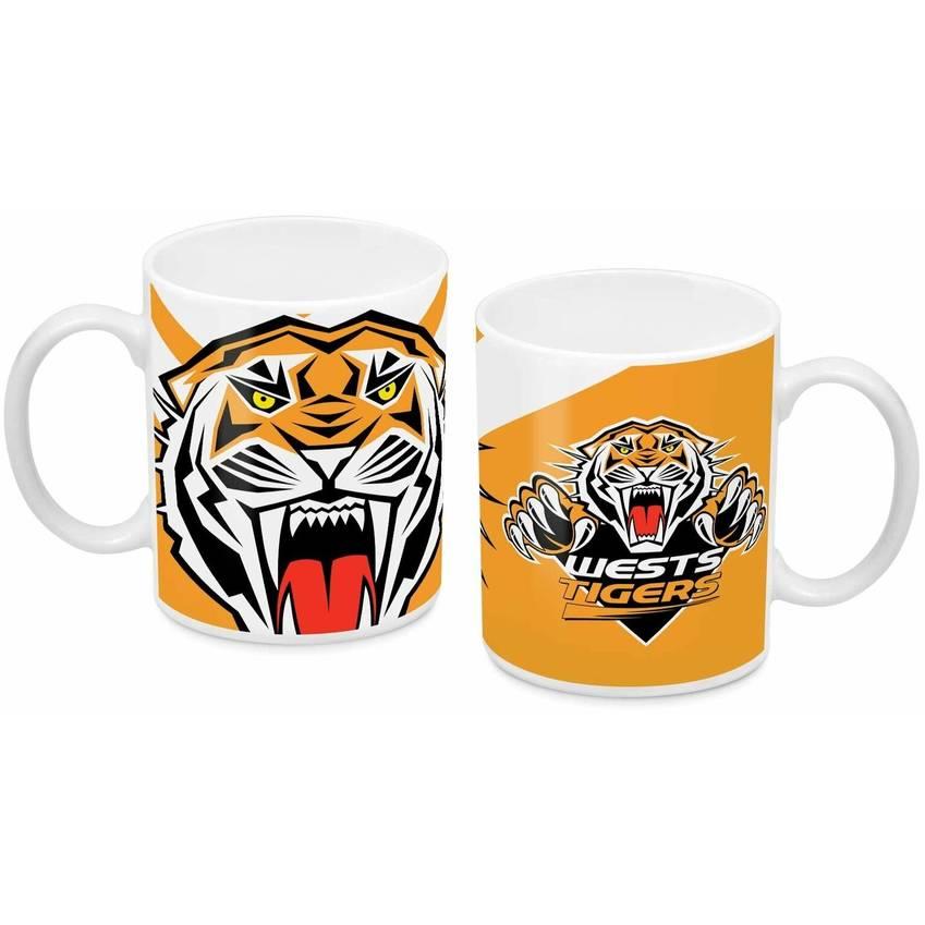 Wests Tigers Ceramic Mug0