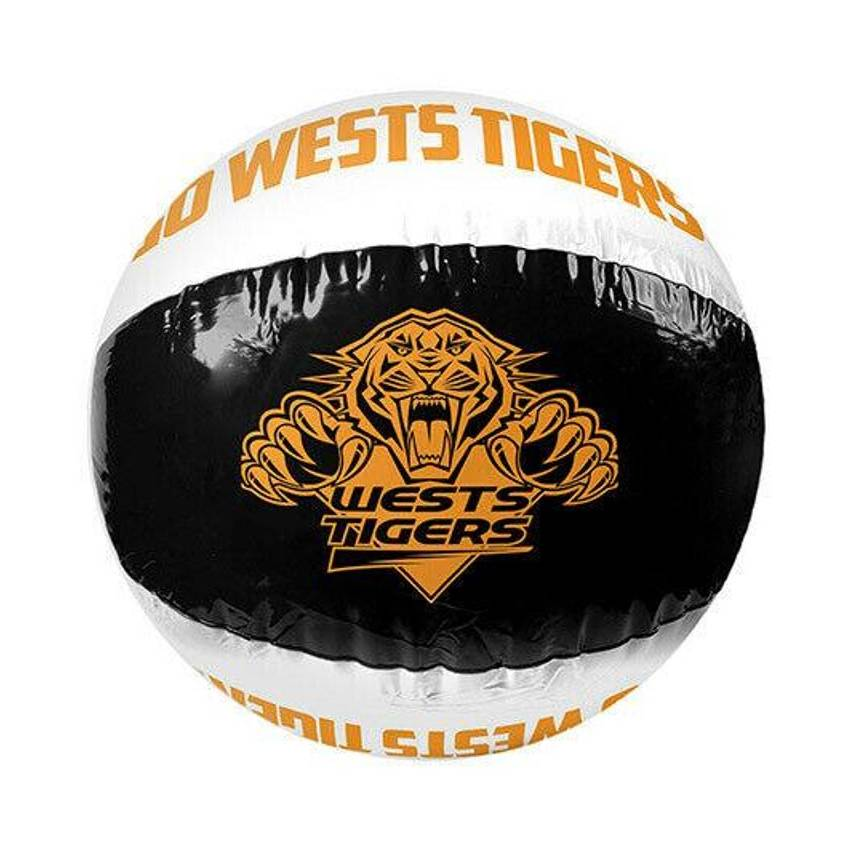 Wests Tigers Inflatable Beach Ball0