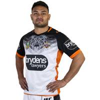 Wests Tigers 2018 Away Jersey1