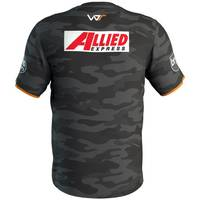 Wests Tigers 2018 Youth Camo Training tee3