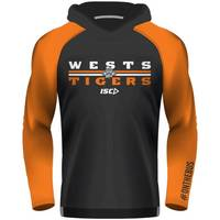 Wests Tigers Warm Up Hoody1