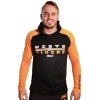 Wests Tigers Warm Up Hoody0