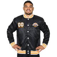 Wests Tigers Classic Baseball Jacket0