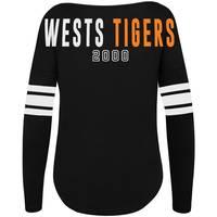 Wests Tigers '47 Ladies  Courtside Tee1