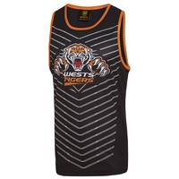 Wests Tigers Classic Youth S18 Sub Singlet1
