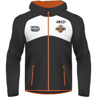 Wests Tigers Youth ISC Workout Hoody1