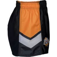Wests Tigers Youth Home Supporter Shorts1