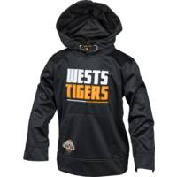 Wests Tigers Infant Classic Poly Supporter Hoody3
