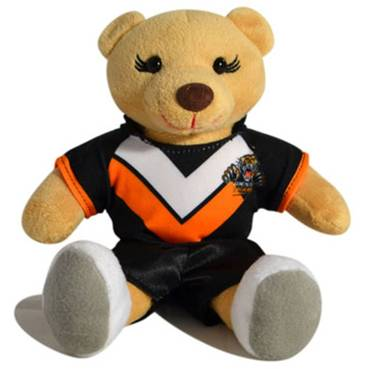Wests Tigers Girl Bear