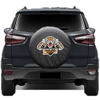 Wests Tigers Medium 4WD Spare Wheel Cover0