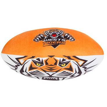 Wests Tigers Plush Football