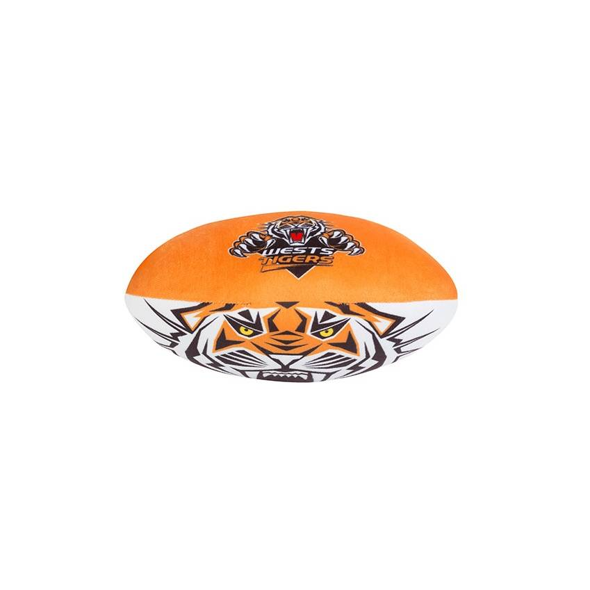 Wests Tigers Plush Football0